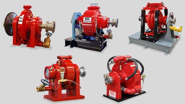 Water Brake (Hydraulic) Dynamometers