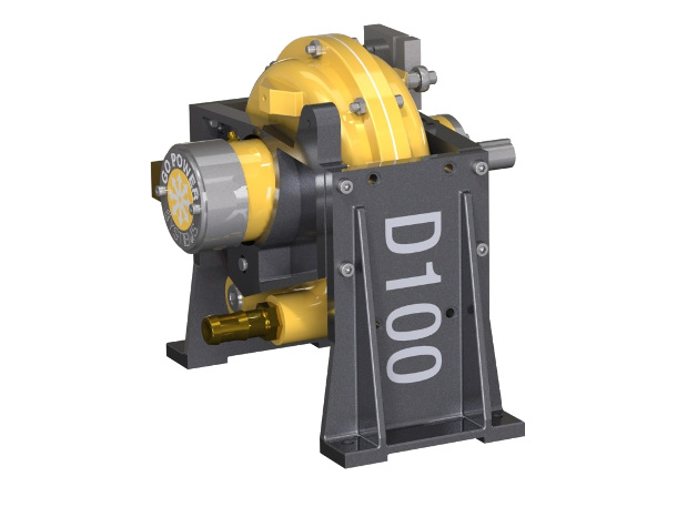 Portable D100 Small Engine Dyno