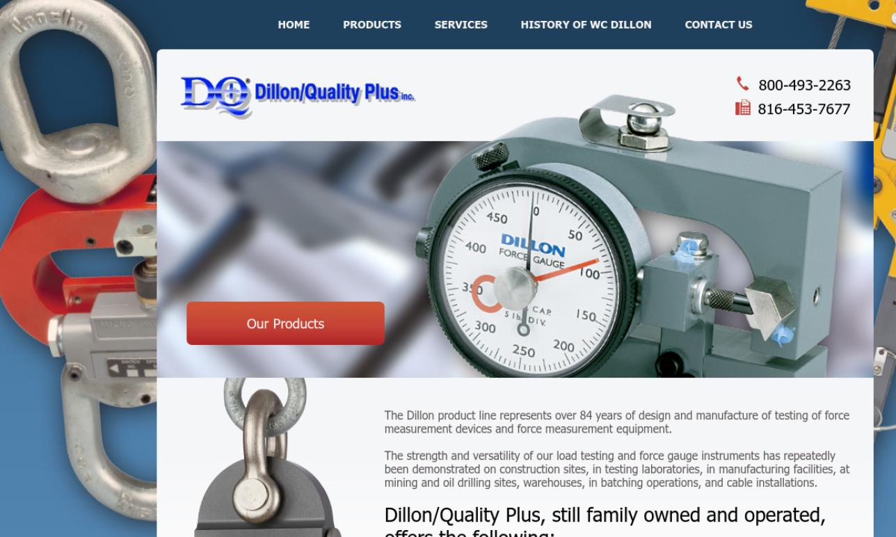 Dillon/Quality Plus, Inc.