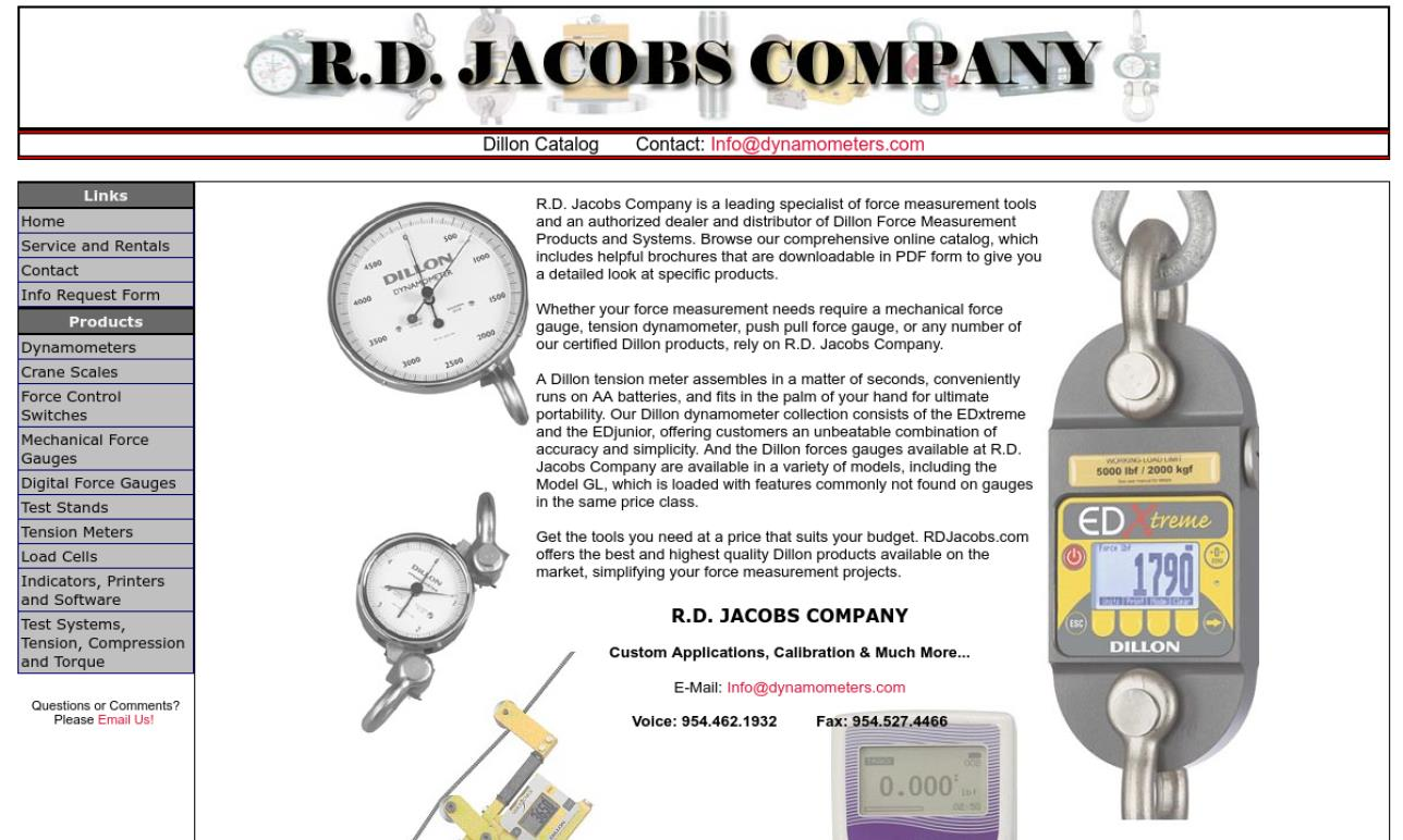 R.D. Jacobs Company