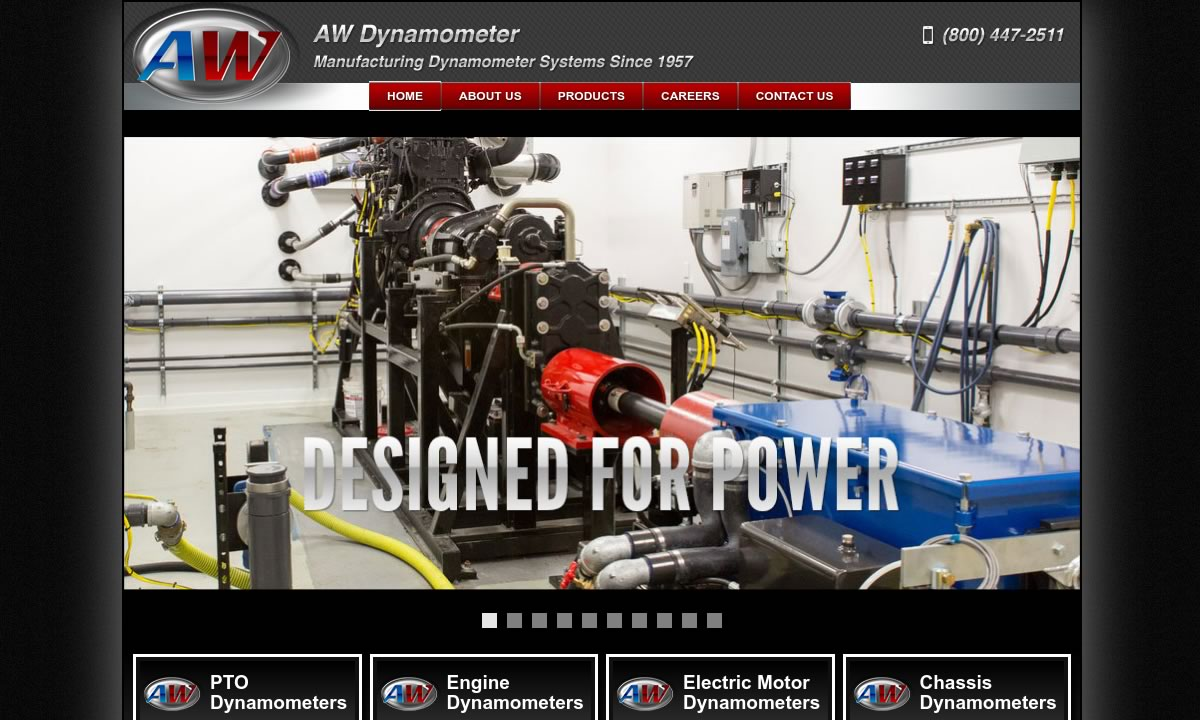 More Dynamometer Manufacturer Listings