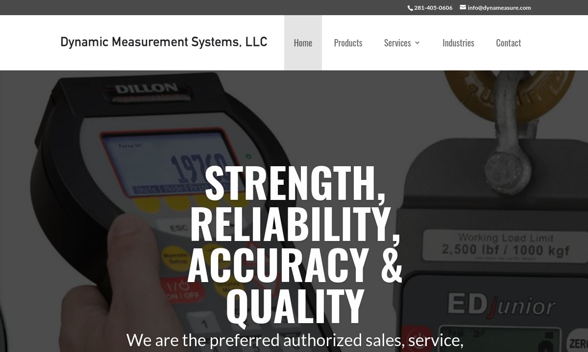 Dynamic Measurement Systems, LLC